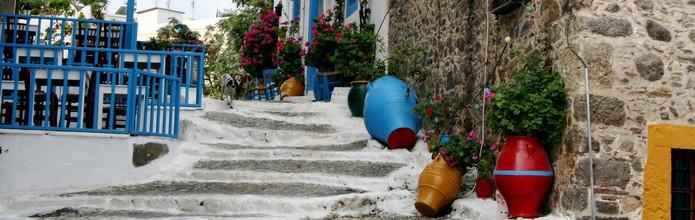 Bezoek mooie Griekse plaatsjes op uw vakantie